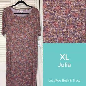 NWT LulaRoe Julia, XL